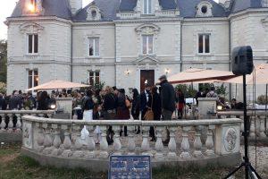 Château Le Saz - Octobre 2019